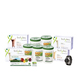 BodyKey Jump Start Kit (InBodyWatch L) - Harga spesial ABO Rp. 6.705.000,-