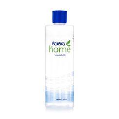 Amway Plastic Squeeze Bottle