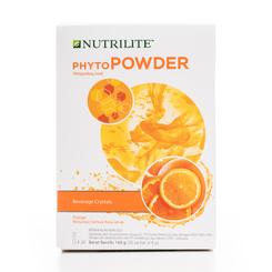 Nutrilite Phytopowder Orange Box Sachet