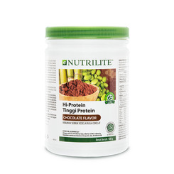 Nutrilite Hi-Protein Chocolate