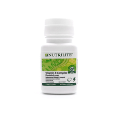 Nutrilite Vitamin B Complex Double Layer