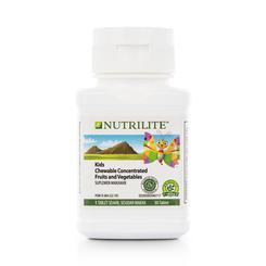 Nutrilite Chewable Concentrate Fruit & Vegetables