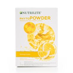 Nutrilite Phytopowder Lemon Box Sachet