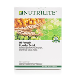 Nutrilite Hi-Protein All Plant Protein