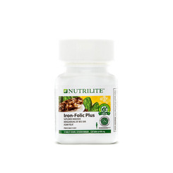 Nutrilite Iron Folic Plus