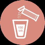เทนิวทริไลท์ คอลลาเจน 1 ซอง ลงในน้ำอุณหภูมิห้องหรือน้ำอุ่นปริมาณ 100-150 มิลลิลิตร